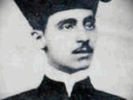 Há 137 anos nascia em Sapé na Paraíba o maior poeta do Brasil; Augusto dos Anjos