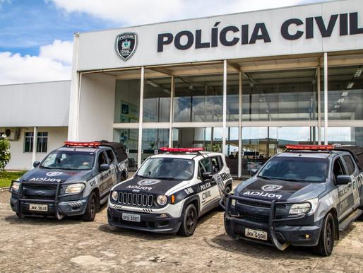 Latrol: Operação policial cumpre 44 mandados por tráfico, assaltos e lavagem de dinheiro na Paraíba