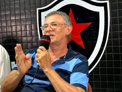 Botafogo: Orlando Soares confirma auditoria para analisar as contas do clube nos ultimos 60 meses