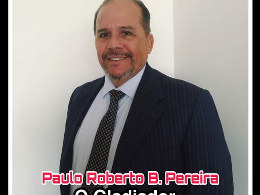 """""""A humanidade pode se reinventar"""" Por Paulo Roberto, O Gladiador"""