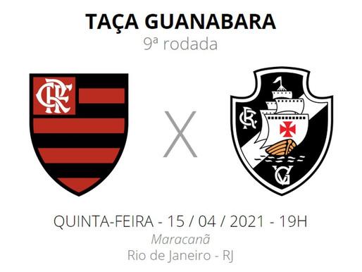 Flamengo e Vasco fazem classico carioca por objetivos diferentes