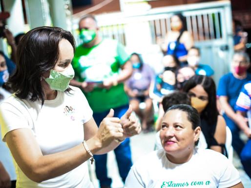 Edilma Freire diz que vai criar Centro de Diagnóstico por Imagem e ampliar horário de policlínicas