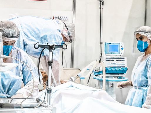 Covid-19: Paraíba confirma 1.218 novos casos e 42 óbitos pela doença nesta quarta-feira (14)