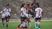 Botafogo-Pb perde para o Ceará no primeiro jogo das oitavas do Brasileirão Feminino A-2