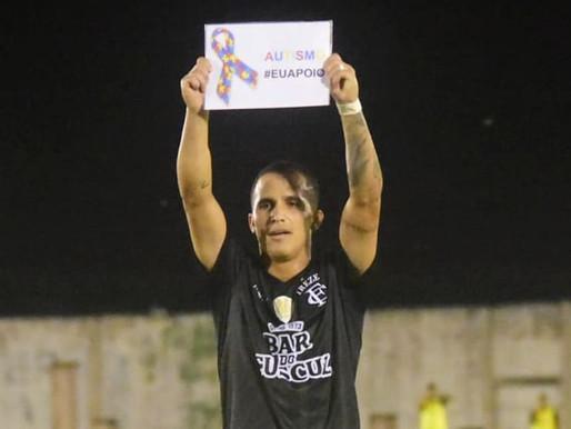 Com três gols Birungueta Treze goleia o Atlético de Cajazeiras na abertura do paraibano