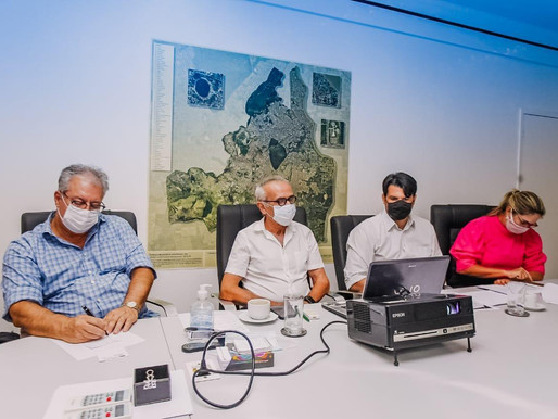 Vacinação em João Pessoa ocorrerá em ginásios, hospitais e em domicílio, diz secretário de saúde