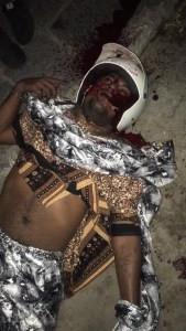 Imagem forte: Pai de santo conhecido como 'Cigano Macumbeiro' é assassinado a tiros na PB