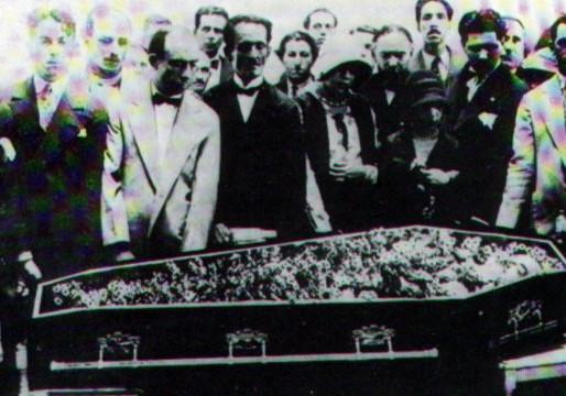 1930, a morte da Parayba…