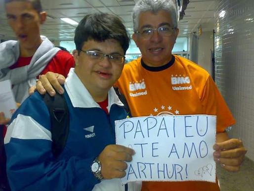 """""""As Mãos do Meu Pai"""" – Mário Quintana"""