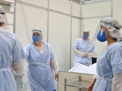 Paraíba confirma 936 novos casos de Covid e 15 óbitos nesta sexta; estado chega 171.547 infectados