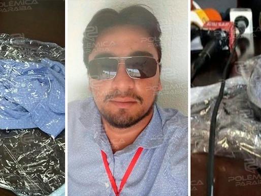 Segundo Site: Suspeito da morte de Expedito Pereira postou foto com a camisa do crime