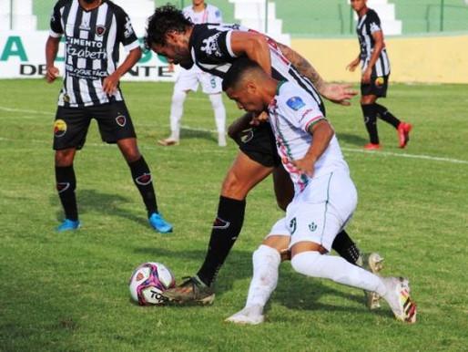 Botafogo vence o Sousa na estreia do Campeonato Paraibano