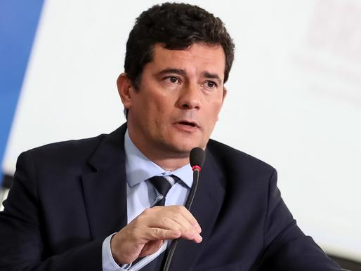 Ainda recebe: PGR pede corte imediato de salário de Sergio Moro