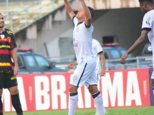 Treze e Sport ficam no 2 a 2 e galo é eliminado da Copa do Nordeste