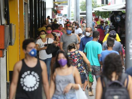 Novo decreto que flexibiliza o funcionamento de bares, igrejas e comércio, começa hoje na Paraíba