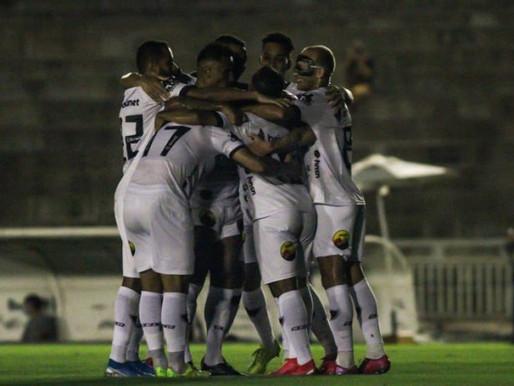 Botafogo-PB goleia o Manaus e e dorme na liderança do Grupo A da Série C