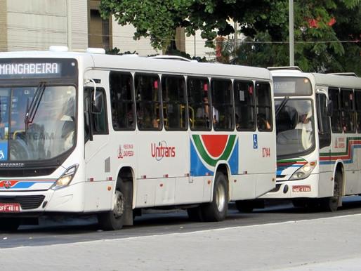 Mobilidade: Integração metropolitana entre ônibus da Grande João Pessoa é suspensa