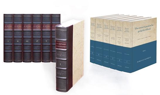 Limited-edition en standaard uitgave Van Mastricht Godgeleerdheid