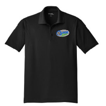 Sport Tek Polo BLK (Embroidered)