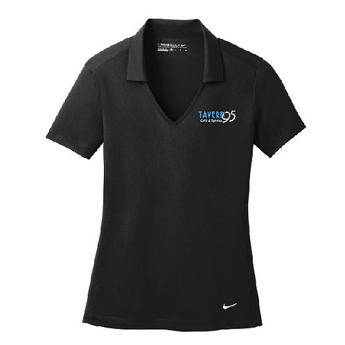Ladies Embroidered Nike Polo