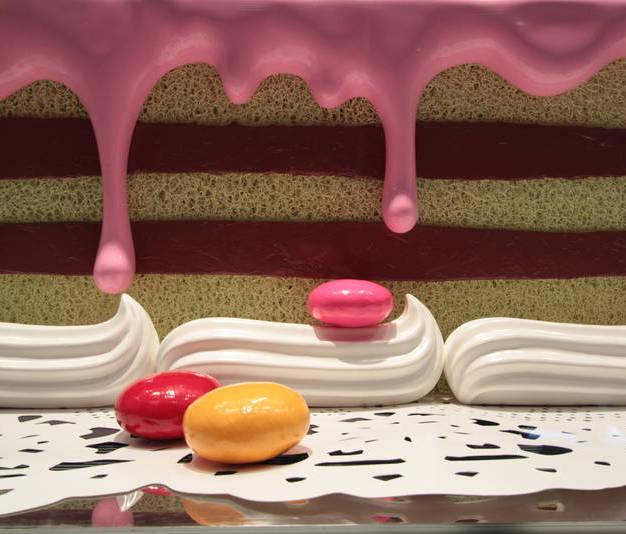 Oversize Fantasy Cake