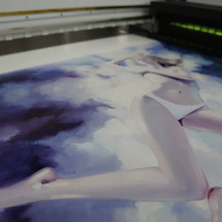 Marina Art Reproduction