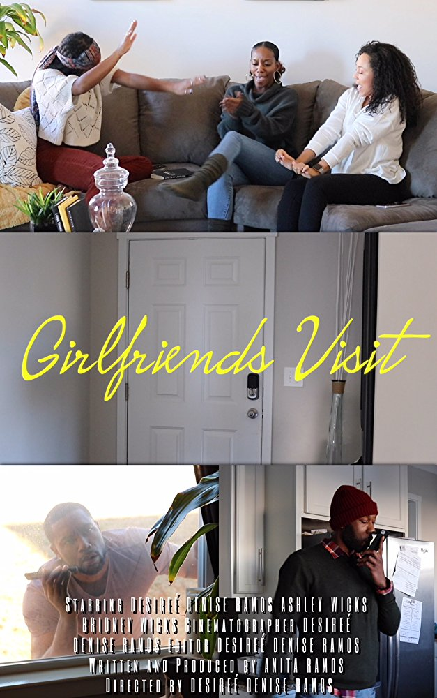 Girlfriends Visit