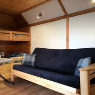 DOUBLE SOFA BED & BUNK BEDS