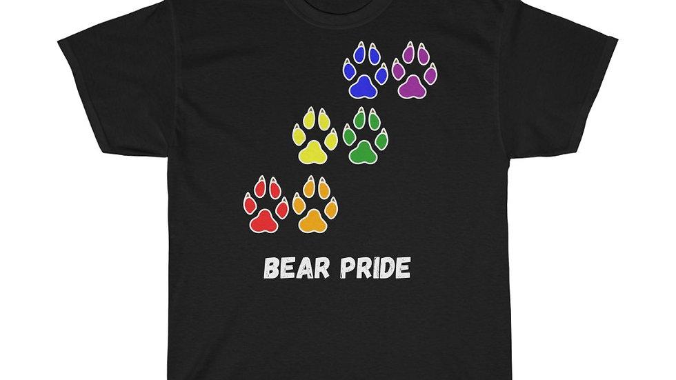 BEAR PRIDE Unisex T-Shirt (IRL)