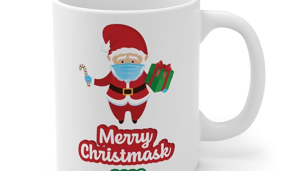 MERRY CHRISTMASK 2020 MUG