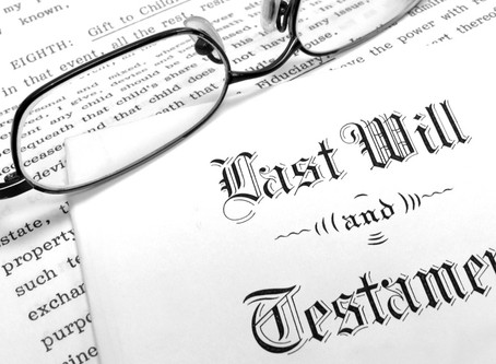 Get professional advice to avoid your will being contested