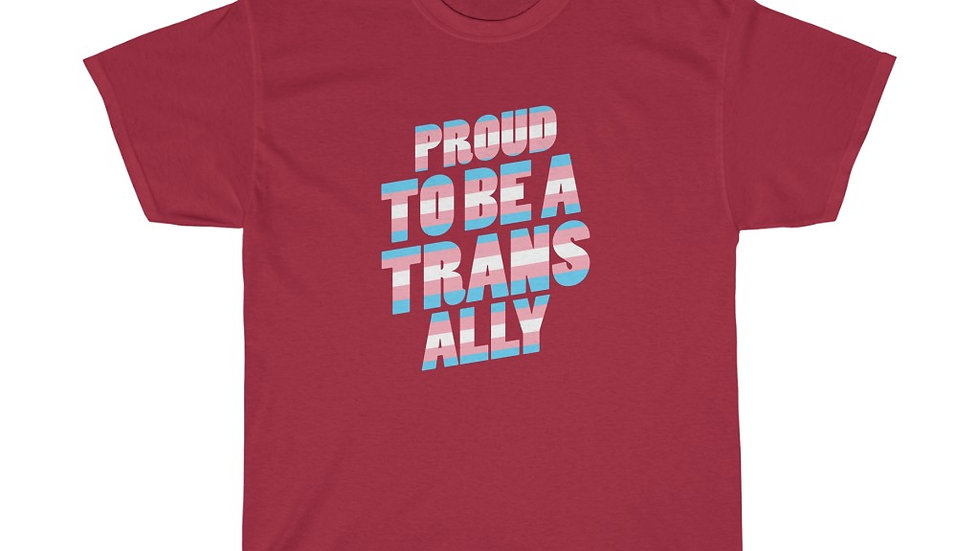 PROUD TO BE A TRANS ALLY (US)