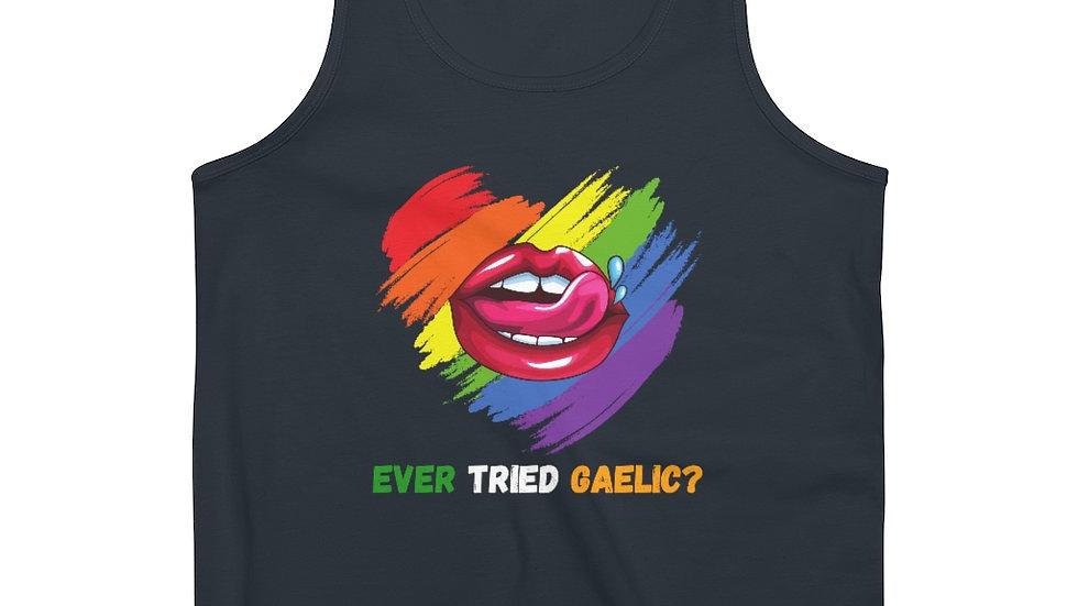 EVER TRIED GAELIC? Men's Vest Top