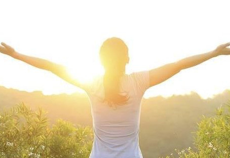 Enjoy a vitamin D boost in the sunshine