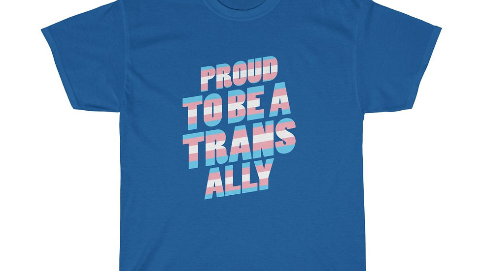 PROUD TO BE A TRANS ALLY (AUS)