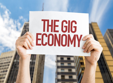 The gig economy in 2018