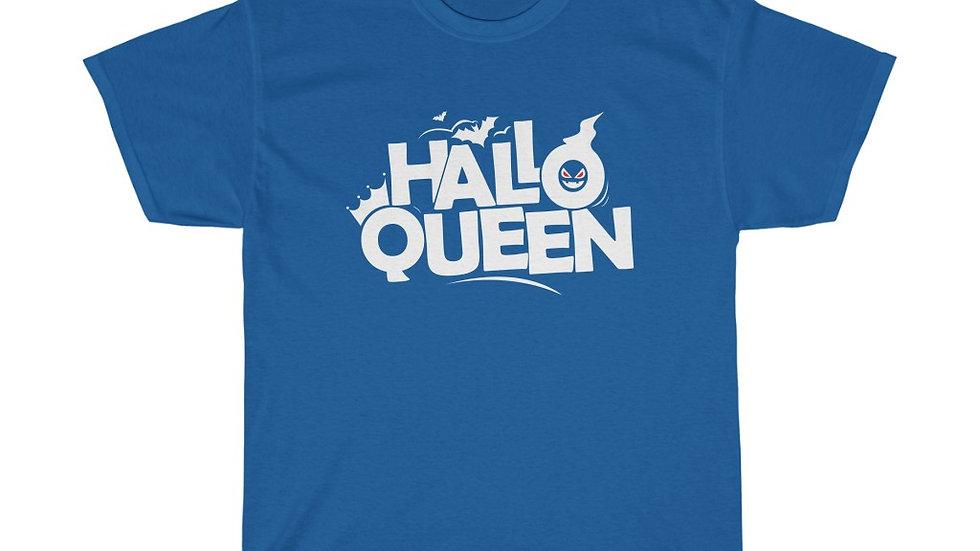 HalloQueen Unisex Heavy Cotton T-Shirt (Version 3)