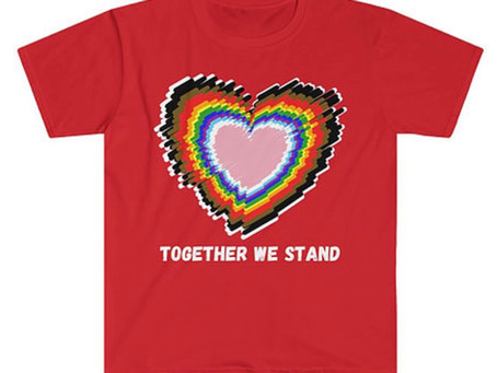 It's Pride Month - Together We Stand!