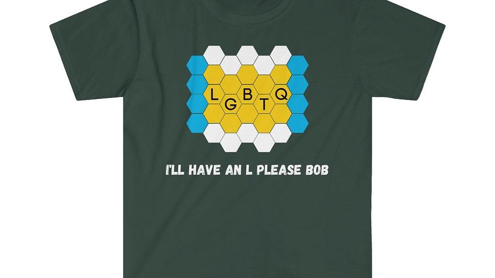I'LL HAVE AN L PLEASE BOB