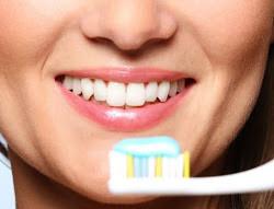 toothbrush lady