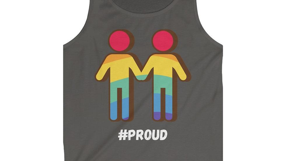 #PROUD COUPLE M FLAG VEST
