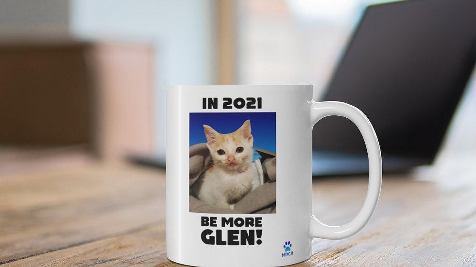 NDCR 'Be More Glen' Mug 11oz