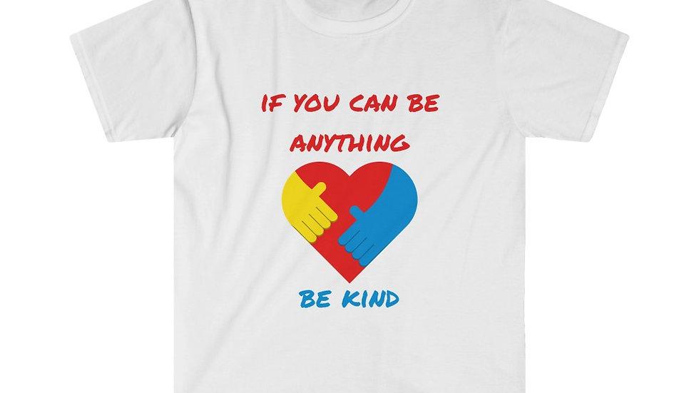 Be Kind Unisex Softstyle T-Shirt