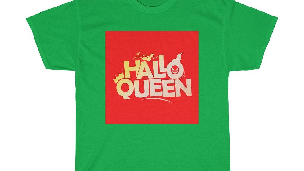 HalloQueen Unisex Heavy Cotton T-Shirt (Version 4)