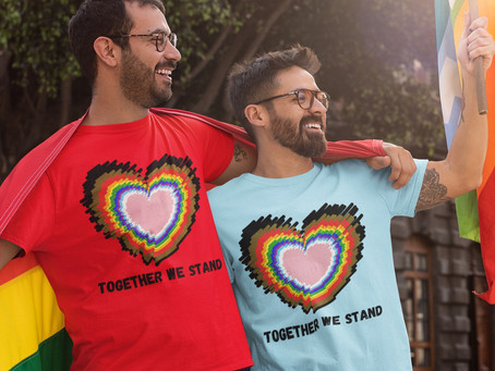 Together We Stand - The LGBTQ+ Shop