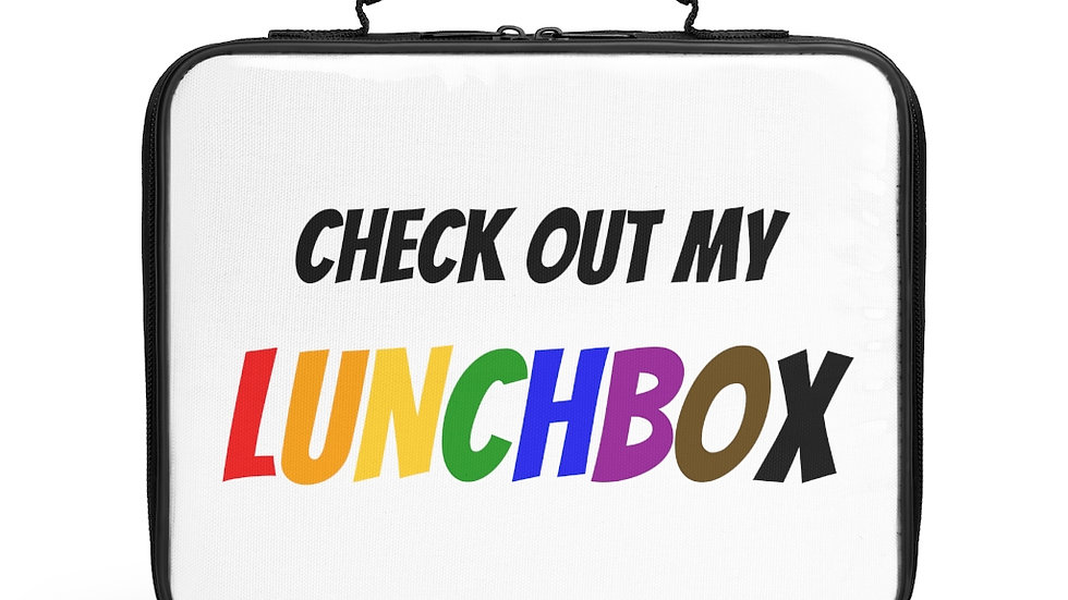 Check Out My Lunch Box