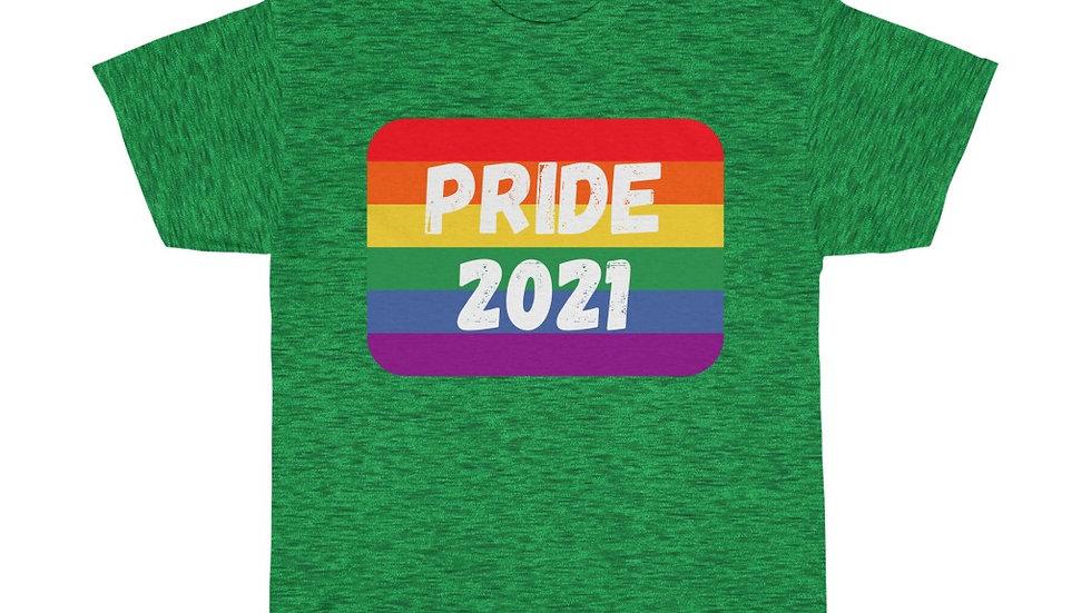 PRIDE 2021 Unisex Softstyle T-Shirt (AUS)
