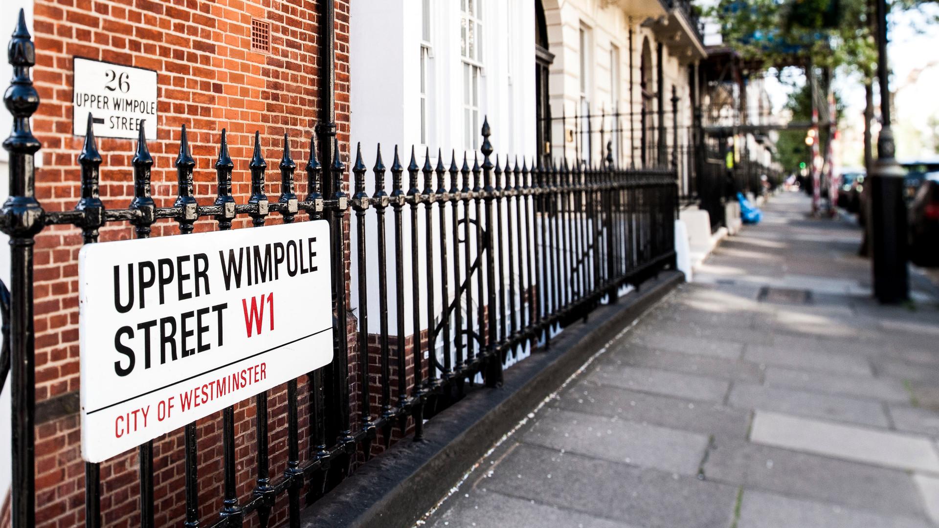 Upper Wimpole Street