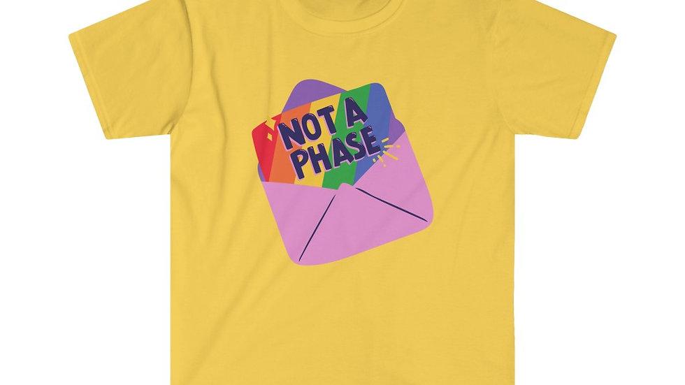 NOT A PHASE Unisex Softstyle T-Shirt (US)
