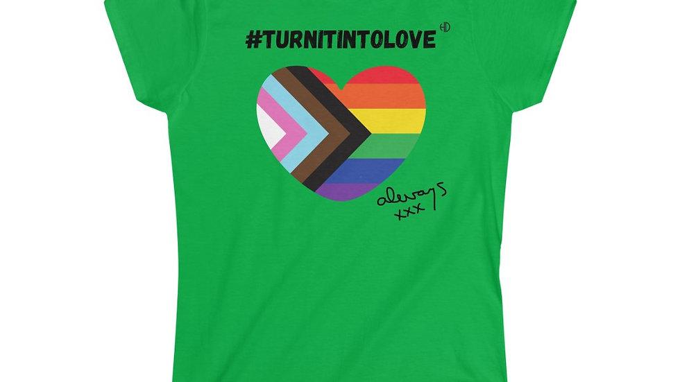 Hazell Dean Always T-Shirt 6 (Feminine Fit)
